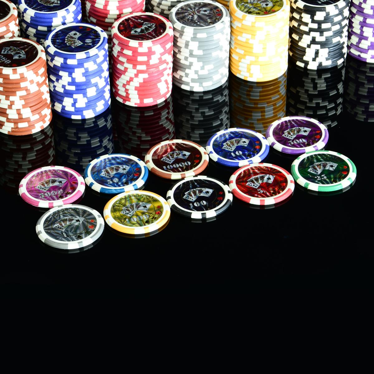 Poker Chips Wert