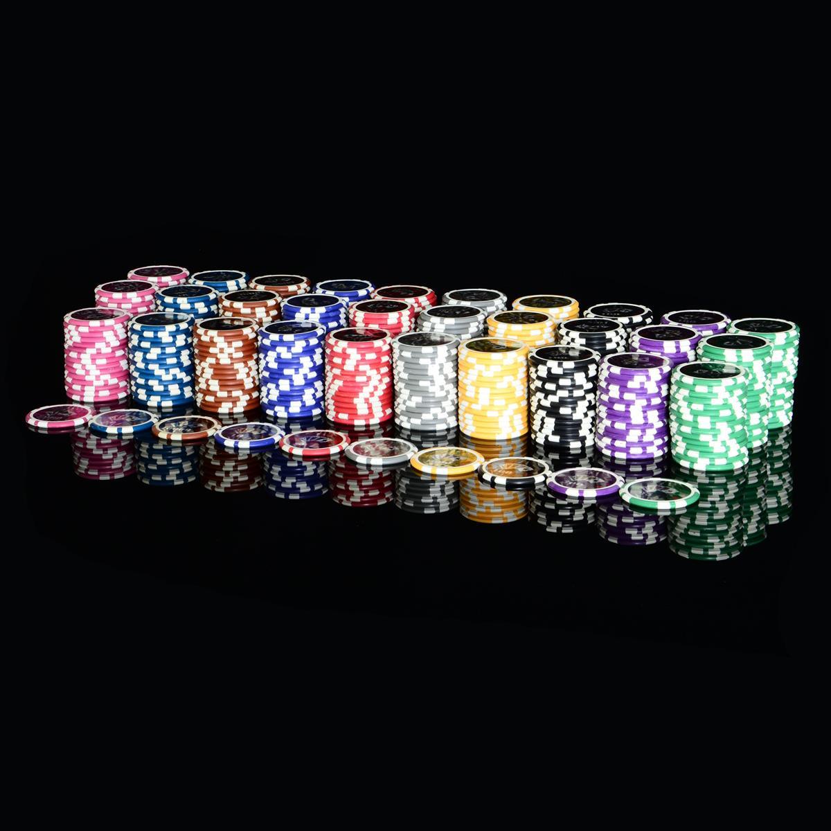 Poker Chips Wert