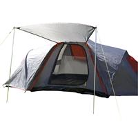 Automatik Zelt für 6 Personen Familienzelt 1500mm WS