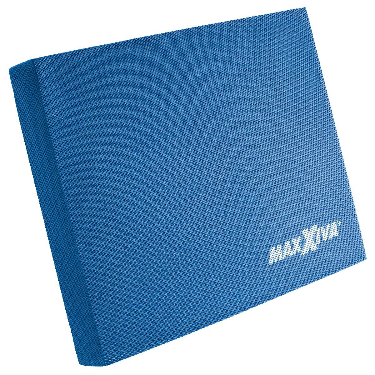 MAXXIVA Balancepad dunkelblau Sport Fitness 50x40x6 cm Balancekissen