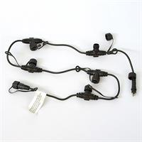 System LED Verlängerungskabel mit 6 Verteiler zur Erweiterung 1m