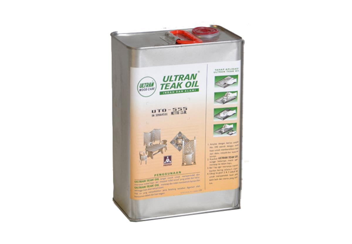 Teaköl Schutzöl Pflegeöl Holzschutzöl für Hartholz TEAK Schutzlasur natur 3,8L
