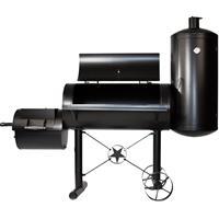 Premium BBQ Grill Smoker Räucherofen Grilllok Garen XXL