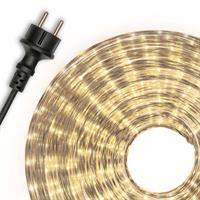 Lichterschlauch warm weiß 10m Lichterkette Lichtschlauch Weihnachtsbeleuchtung