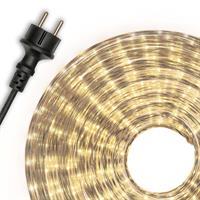 Lichterschlauch warmweiß 20m Lichterkette Lichtschlauch Weihnachtsbeleuchtung