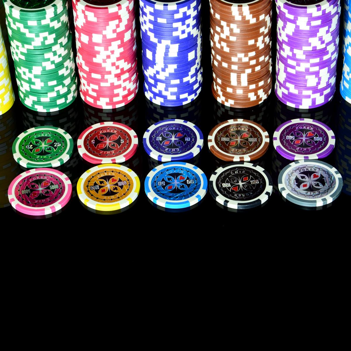 Casino Chips Wert